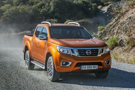Nissan NP300 Navara (IAA 2015): Vorstellung