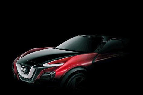 Nissan Crossover Concept: IAA 2015