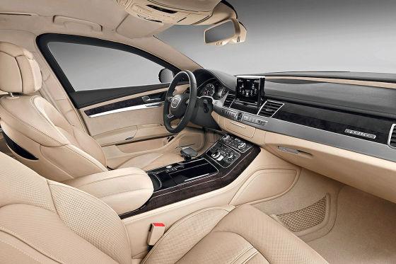 Der sicherste Audi