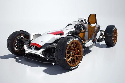 Honda Project 2&4 (IAA 2015): Vorstellung