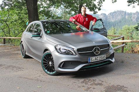 Mercedes-Benz A 250 Sport 4Matic: Fahrbericht