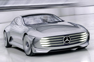 Transformer-Mercedes