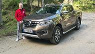 Renault Alaskan (2017): Test