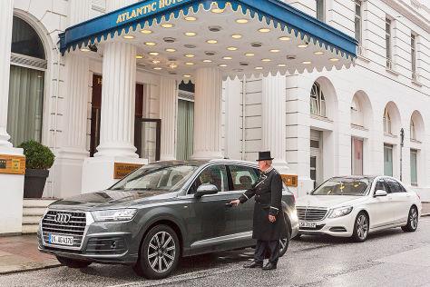 Audi Q7/Mercedes S-Klasse: Vergleich