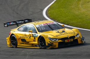 BMW dominiert im Qualifying