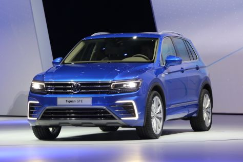 VW-Konzernabend (IAA 2015): Highlights