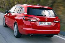 Erste Fahrt in Opels Lademeister