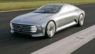 Mercedes Concept IAA (2015): Fahrbericht
