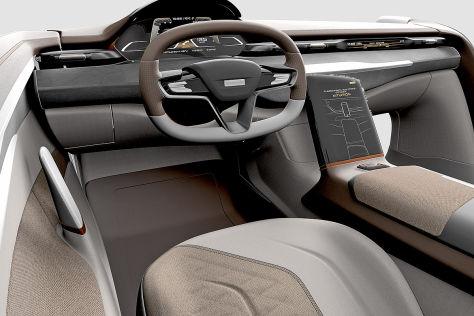 Faurecia (IAA 2015): Intuitives Cockpit der Zukunft