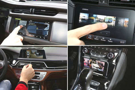 Connectivity auf der IAA 2015: die Top 5 der modernsten Cockpits