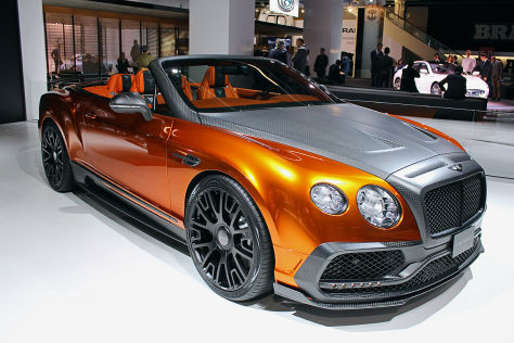 Mansory Bentley Continental