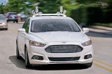 Ford k�ndigt autonome Autos an