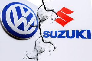 VW verkauft Suzuki-Anteile