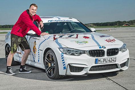 """BMW M3 """"Münchner Wirte"""" (2015): Vorstellung"""