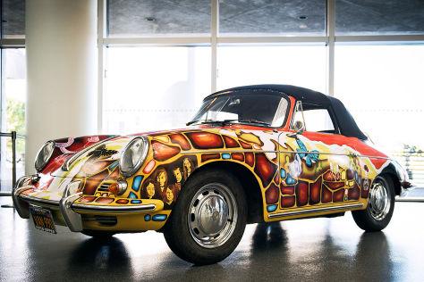 Flower-Power-Porsche