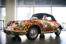 Joplins Porsche unterm Hammer