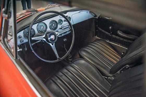 Janis Joplins Hippie-Porsche wird versteigert