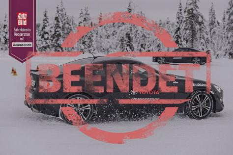 Bridgestone Winterreifentest 2014
