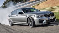 BMW M5 Competition (2018): Test