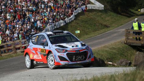 Rallye Frankreich 2015: Vorbericht