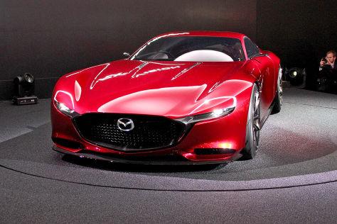 Mazda Concept (Tokyo 2015)