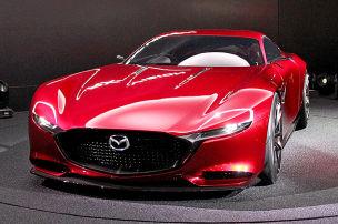 Mazda Concept: Tokyo Motor Show 2015