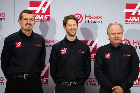 Romain Grosjean wechselt für die Formel-1-Saison 2016 von Lotus zu Haas