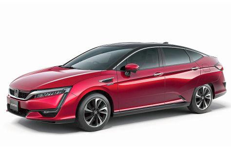 Honda FCV (Tokyo 2015): Vorstellung