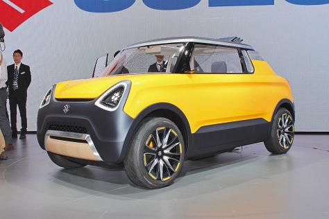 Suzuki Ignis: Tokyo Motor Show 2015