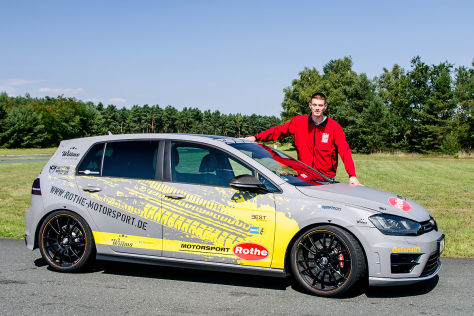Rothe Motorsport Golf R (Conti Tuning Tag 2015): Fahrbericht