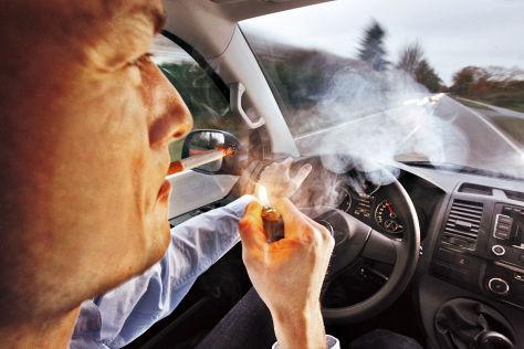 Gefährliches Rauchen
