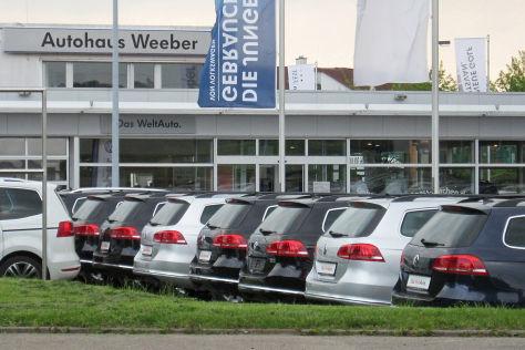 Auswertung Autohaus24.de: Nachfrage nach Dieseln und Benzinern