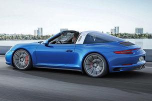 Porsche 911 Targa 4 / 4S: Tokyo Motor Show