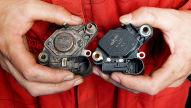 Lichtmaschine reparieren