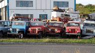 Schrottplatzbesuch: Scheunenfunde auf Island