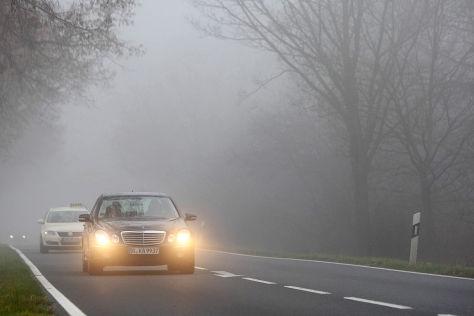 Polizei Harburg appelliert an Autofahrer: Mehr Licht!