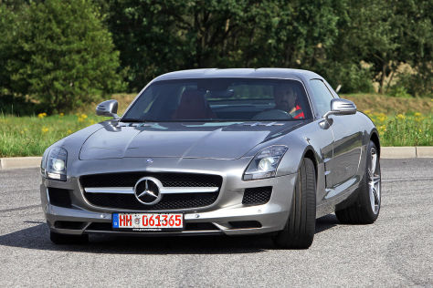 mercedes sls amg gebrauchtwagen test. Black Bedroom Furniture Sets. Home Design Ideas