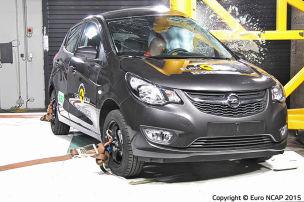 Opel Karl zeigt Schwächen