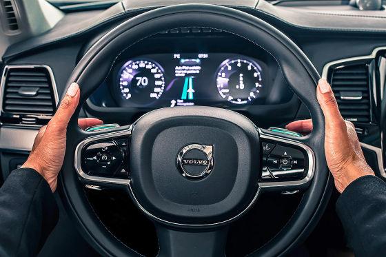 Volvo IntelliSafe Autopilot