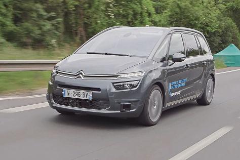 PSA macht Fortschritte beim autonomen Auto