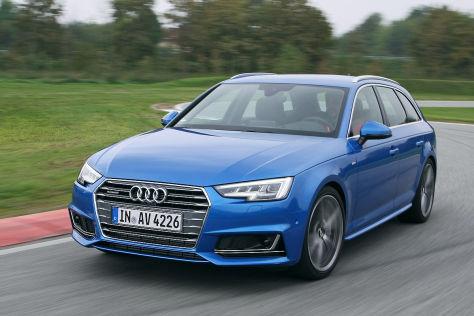 Audi A4 Avant (2015): Fahrbericht