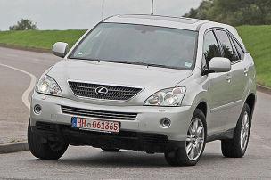 Lexus RX 400h: Gebrauchtwagen-Test