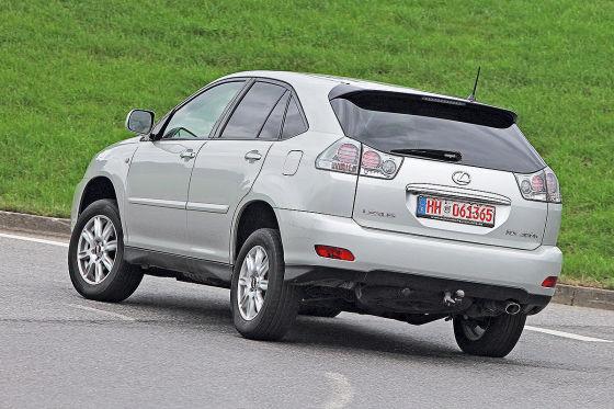Lexus Rx 750 >> Lexus RX 400h: Gebrauchtwagen-Test - autobild.de