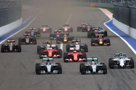 Russland GP 2015