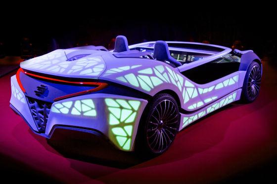 Automobile Zukunft in Las Vegas