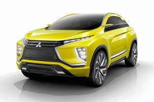 Mitsubishi eX: Tokyo Motor Show 2015