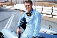 Superstar Steve McQueen in Le Mans