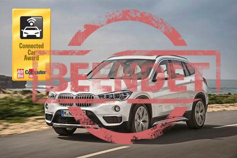 Connected Car Award 2013: Gewinnen Sie eine neue A-Klasse!