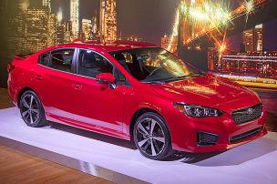 Subaru Impreza Sport Sedan (New York 2016): Vorstellung