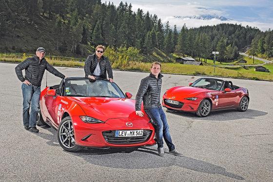 Die drei AUTO BILD-Gewinner